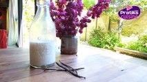 Cuisine minceur : Comment préparer un lait chaud vanillé