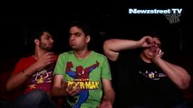 The best funny video of the day: Indians in theatres