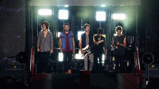 ONE DIRECTION 'Where We Are' Concert Film Trailer
