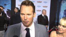 Stars shine at Guardians of the Galaxy premiere