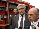 Accident de Troyes: le ministre de l'Intérieur soutient les familles et salue les efforts des secouristes - 22/07