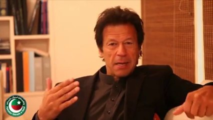 Imran Khan's Message to Online Supporters Of PTI