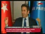 TBMM Ak Parti Grup Başkan Vekili Adıyaman Milletvekili Ahmet Aydın Anadolu Konuşuyor Programında Gündem Değerlendiriliyor