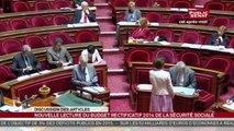 Projet de loi de financement rectificative de la sécurité sociale pour 2014 - En séance