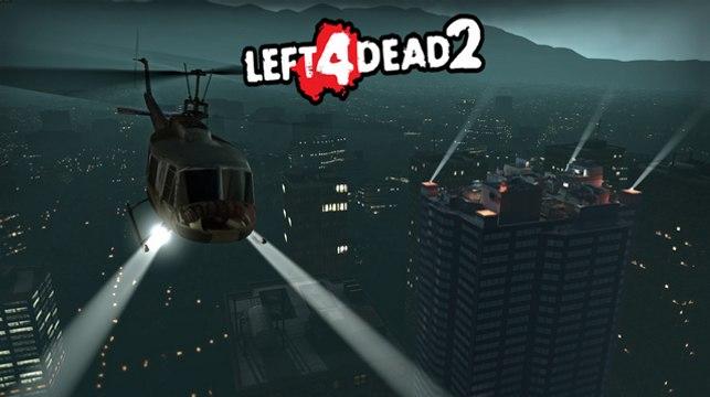 Left 4 Dead 2 : J'ai eu de la chance? | Non commentée sur PC
