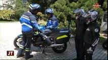 Sécurité routière : Parrainage de jeunes motards (Annecy)