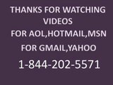 Gmail,Yahoo,Msn,Hotmail Changed password,Recovery,Reset,Hacked Account @1-844-202-5571