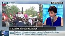 RMC Politique : Retrait de Jean-Luc Mélenchon en politique – 23/07