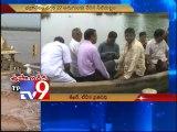 Water level in Bhadrachalam Godavari rises