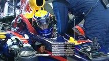 F1 2009 GP01 AUSTRALIEN Melbourne Qualifying BBC Sport