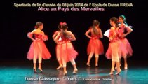 Extrait 1ère partie Spectacle fin d'année 2014 - Ecole de Danse FREVA