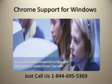 Google Chrome Browser Support _1-844-695-5369_Reset Browser Settings