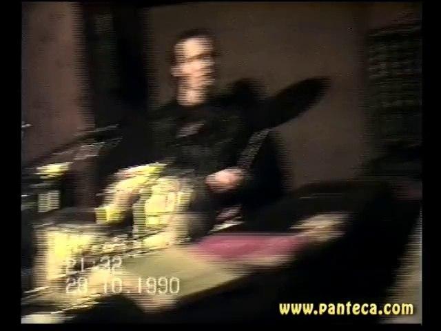 Una sera in panteca - (1990-10-28) - Mike, Beppe