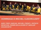 Comédie du Livre 2014 - Hommage à Michel Gueorguieff
