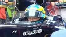 F1 2009 GP03 CHINA Shanghai Qualifying BBC Sport