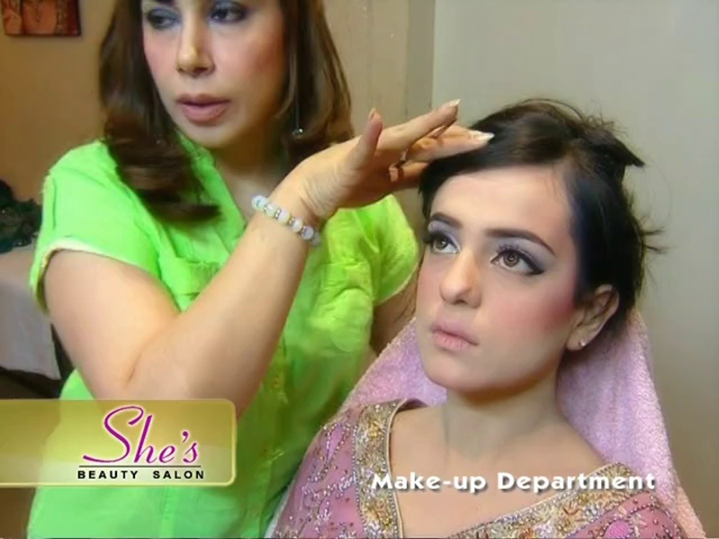 Shes Beauty Salon - Documentary _ by EAPPOST.COM - video dailymotion