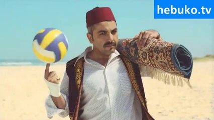 Tatil reklamı, İspanya vs Türkiye :D