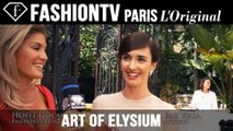 Art of Elysium hosted by Paz Vega at Cannes Film Festival | FashionTV