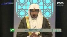 لا حرج في أن تُصلى التراويح في مسجد والتهجُّد في مسجد آخر - الشيخ صالح المغامسي