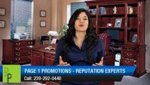 Page 1 Promotions - Reputation Experts Cape Coral Exceptional Five Star Review by Mike D.