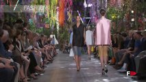 """CHRISTIAN DIOR"" Fashion Show Spring Summer 2014 Paris by Fashion Channel"