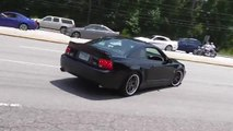 Compilation crash Mustang Week 2014 à Myrtle Beach