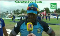 St Lucia Zouks vs Barbados Tridents T20 Highlights (July 23, 2014)