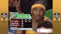 Throwback  All Dunks Of 2005 NBA All Star Slam Dunk Contest