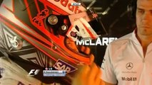 F1 2009 GP13 ITALY Monza Free Practice 3 BBC Sport