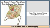Best Value Fisher-Price Woodsy Friends Comfy Time Bouncer