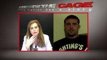 MMA reporter Susan Cingari interviews TUF 19 alumni fighter Pat Walsh on MMA future