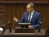 Poseł Cezary Olejniczak - Wystąpienie z dnia 22 lipca 2014 roku.