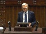 Poseł Piotr Naimski - Wystąpienie z dnia 22 lipca 2014 roku.