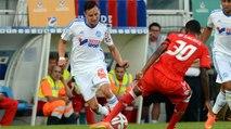 OM 2-1 Benfica : la réaction de Florian Thauvin