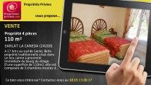A vendre - propriété - SARLAT LA CANEDA (24200) - 4 pièces - 110m²