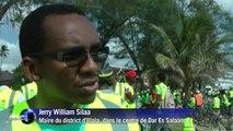A Dar es Salaam, les cyclistes cherchent leur voie