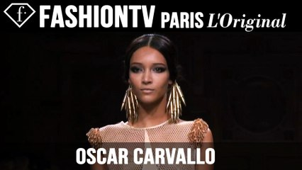 Oscar Carvallo Haute Couture | Paris Couture Fashion Week Fall/Winter 2014-15 | FashionTV