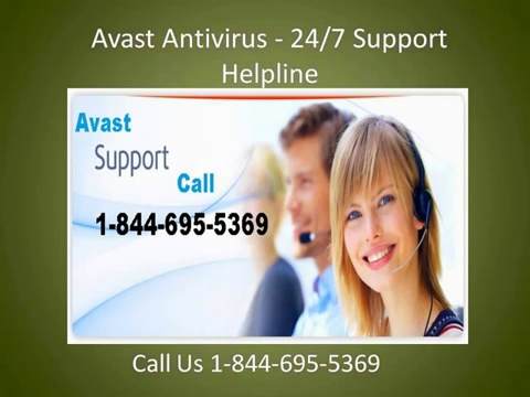 1-844-695-5369 Avast! Support – Customer Technical Support
