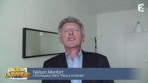 """Nelson Montfort """"Good luck pour face à la bande"""""""