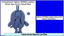 Reviews And Ratings Nattou 979092 Lapidou Music Box Bunny Royal Blue