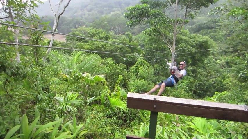 Costa Rica Zip-lining Adventures