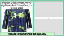 Bargain Under Armour Baby-Boys Infant Future Camo Long Sleeve Slider