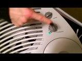 Lasko 1128 Evaporative Recirculating Humidifier Review