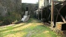 moulins du chateau de fougères