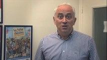 Vincent Cayol - Président de Voisins Solidaires - appelle à la mobilisation le 2 octobre 2014 pour la Fête des Voisins au Travail