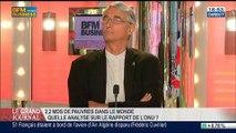 Xavier Godinot et Benaouda Abdeddaïm, dans Le Grand Journal - 24/07 4/7