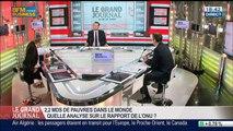 Xavier Godinot et Benaouda Abdeddaïm, dans Le Grand Journal - 24/07 3/7