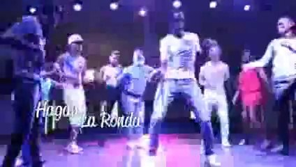 "Vídeo de ""Ras Tas Tas"" de Cali Flow Latino"