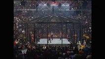 Triple H vs Chris Benoit vs Randy Orton vs Chris Jericho vs Edge vs Batista (New Years Revolution 2005)