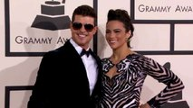 Robin Thicke Stops Begging For Wife Back